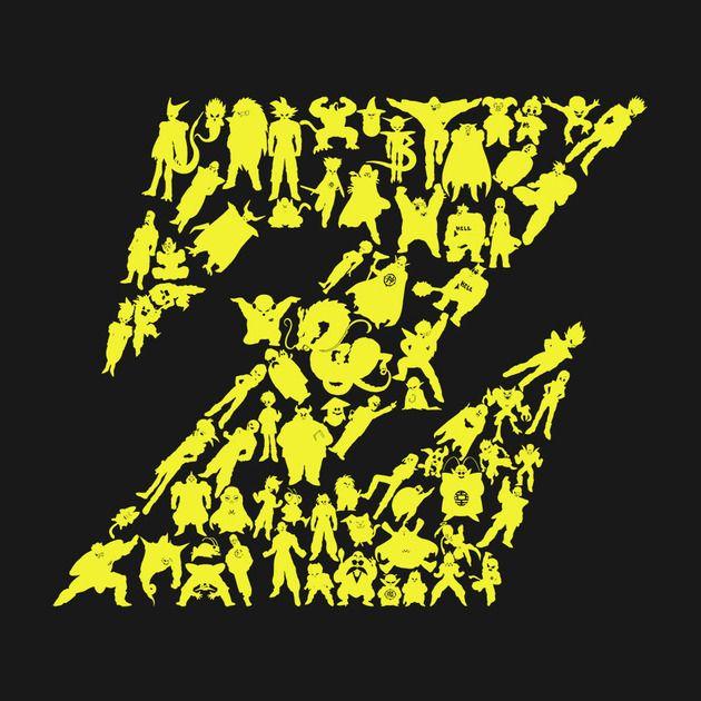 Heroes and Villains T-Shirt $12.99 Dragon Ball tee at Pop Up Tee!