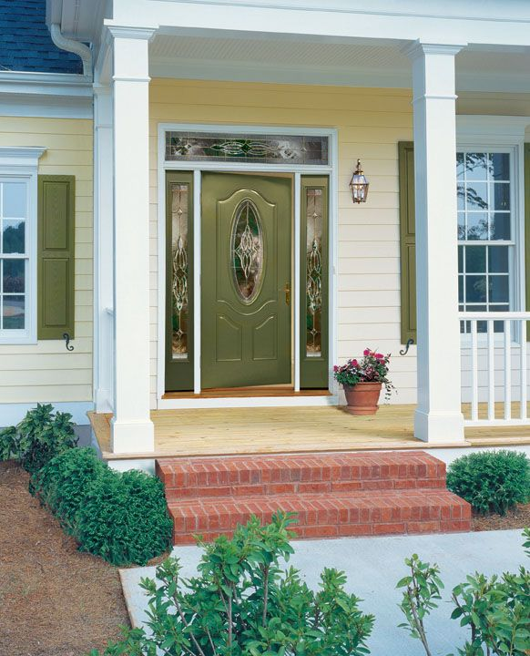 36 best therma tru doors images on pinterest entrance for Therma tru front door