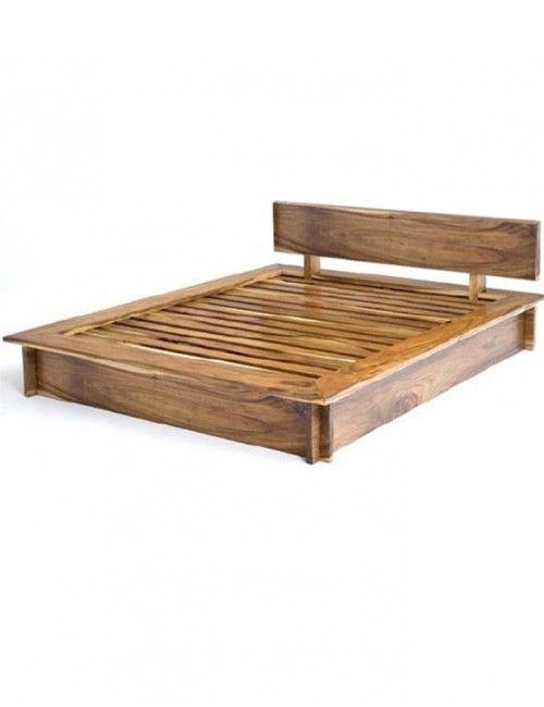 queen size wooden futon