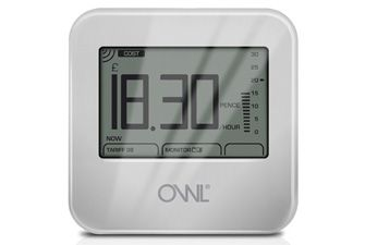 Owl Micro+ wireless energy monitor, see your energy usage in cost, kWh and carbon, compatible with Economy 7 or a block tariff. £29.99