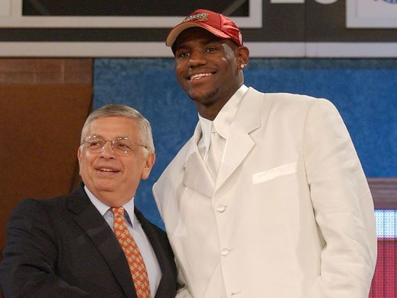"""I got: """"Great job! You're a future lottery pick!"""" (10 out of 10! ) - NBA Draft history quiz"""