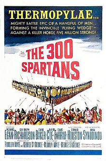 1962 Cinemascope film depicting the Battle of Thermopylae. Made with the cooperation of the Greek government, it was shot in the village of Perachora in the Peloponnese.