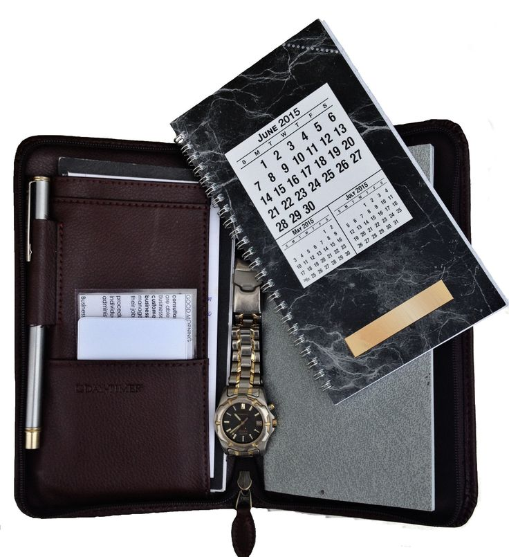 This is the image I created for Time Management on my website.  Diary, watch and calendar.  Think I managed to get everything we use to control time.