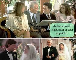 Resultado de imagen para el padre de la novia. steve martin