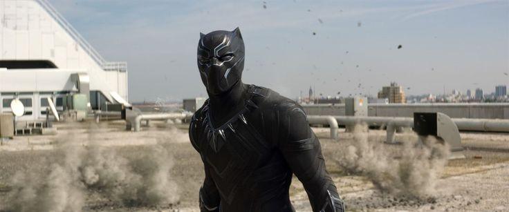 Captain America: Civil War : Photo Chadwick Boseman