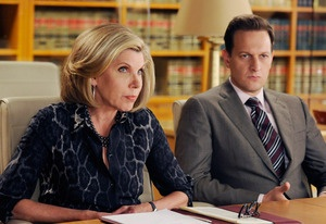 Diane Flockhart and Will Gardner : The Good Wife