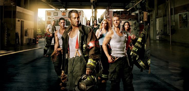 Chicago Fire I (1)
