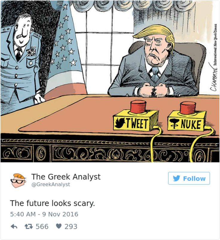 Best Cartoons Politics Images On Pinterest Cartoons - 22 cartoonists from around the world respond to trumps election win