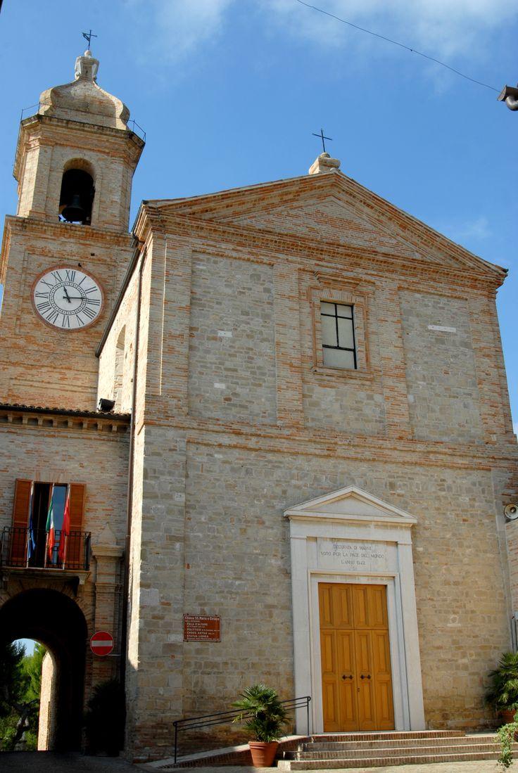 Chiesa di S. Ciriaco #marcafermana #altidona #fermo #marche