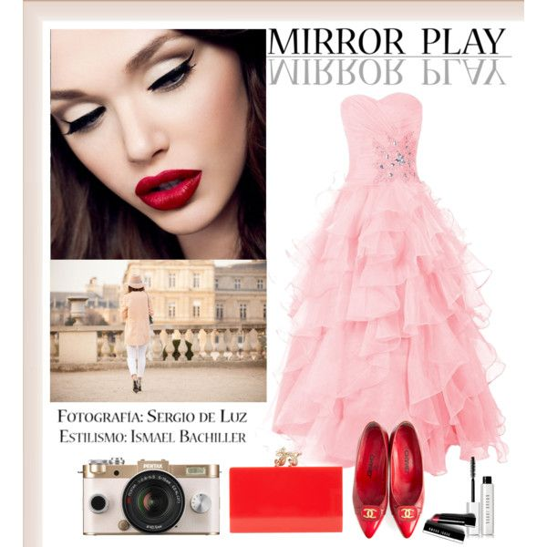 Wedding by r-dereli on Polyvore featuring polyvore, fashion, style, Chanel, Charlotte Olympia, Bobbi Brown Cosmetics, Urban Outfitters and wedding