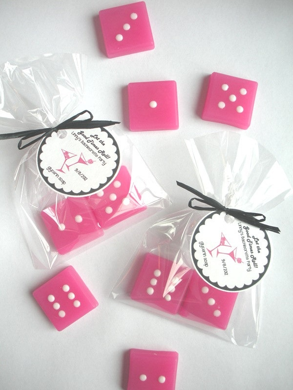 Bunco Night Las Vegas Pair A Dice Lucky In Love Perfect Party Favors Handmade Soap Complete With Soaps