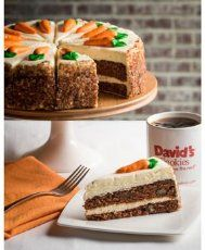 The following recipe is from the April 2 edition of our weekly recipe newsletter. To receive this newsletter in your inbox, sign up here! Melissa Murphy shares a recipe for carrot cake with fresh orange cream cheese frosting in her...