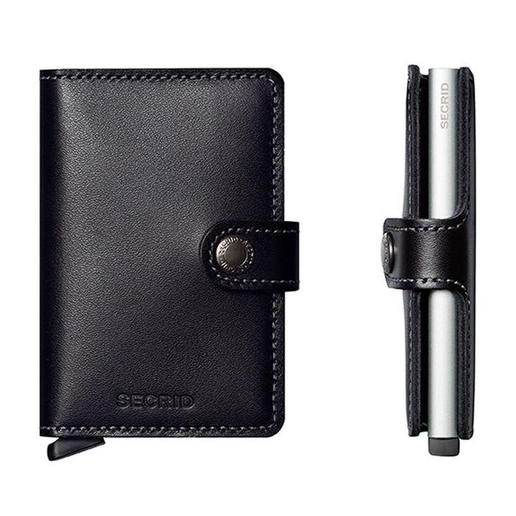 top3 by design - Secrid - secrid mini wallet black