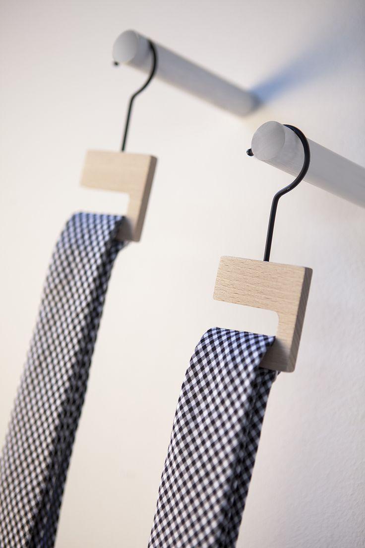 #Leopoldo #Tie #holder #TSuMisura is also a wide range of #accessories
