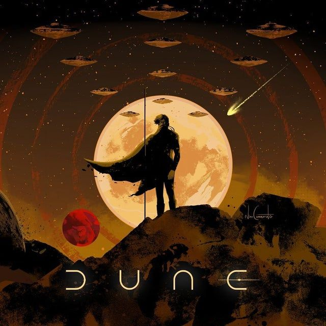 Dune 2021 1000 1000 By Nino Cammarata Movieposterporn Dune Book Dune Best Movie Posters