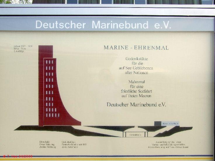 Laboe, Germany - Navy Memorial / Submarine Museum