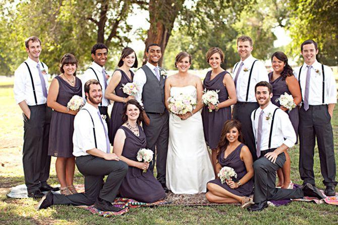 Suspensórios para noivos e padrinhos!
