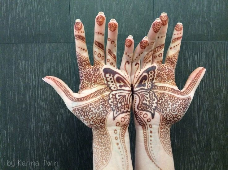 Мехенди | Mehndi by Karina Twin (СПб, Питер)