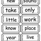 Have your students practice their sight words by using tickets! This download includes tickets with the 2nd 100 (101-200) Fry Sight Words written o...