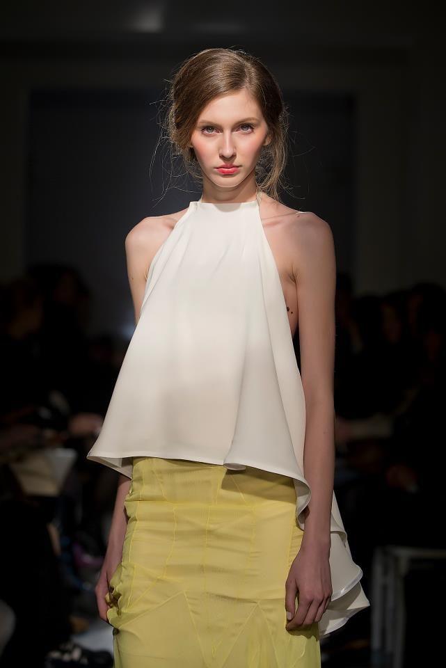 PARLOR #fashion #silk #skirt #parlor #silk #bustiere