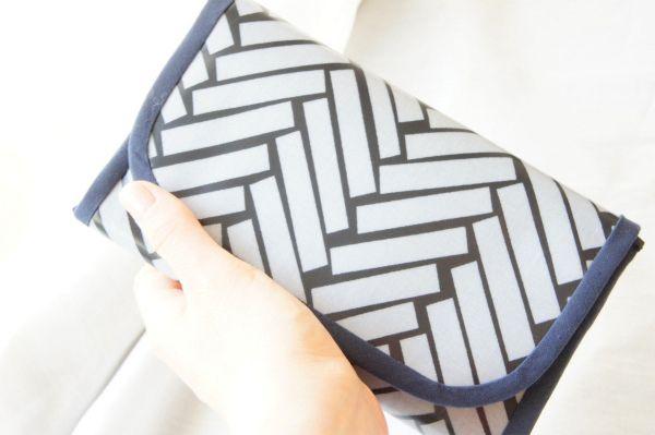 ordermade wallet grey #handmade #wallet #ordermade #sewing #10gruppen