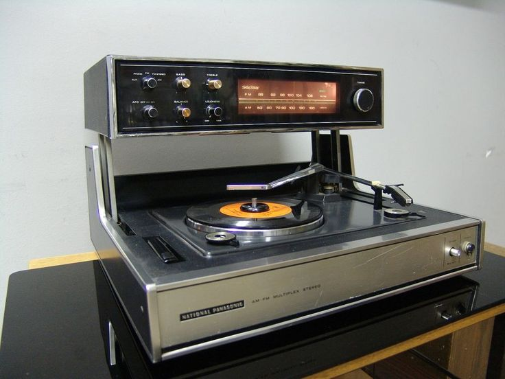 National Panasonic Stereo Hifi