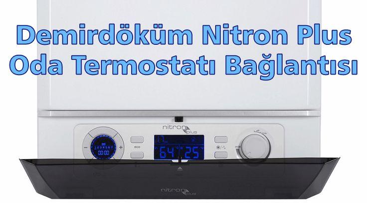Demirdöküm Nitron Plus Oda Termostatı Bağlantısı