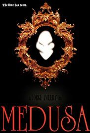 I retrieved this from IMDb. This is the cover for the movie called MEDUSA directed by Jorge Ameer and was released on October 2, 2015. The movie is about a dedicated mythology professor who finds an evil witch doctor who summons the spirit of the gorgon Medusa. As we see through this, we are still using Medusa and her legend in modern day movies and literature and art. She is clearly depicted as an evil being, but her story and legend will always live on.