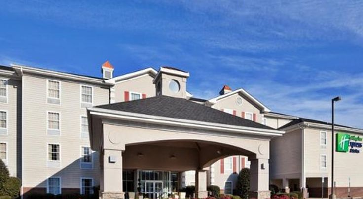 Holiday Inn Express Hotel & Suites Conover - Hickory Area Conover Just 1 mile off Interstate 40, this Conover hotel is 1 hours' drive northwest of Central Charlotte, North Carolina. It features spacious rooms with free Wi-Fi and serves a daily buffet breakfast.
