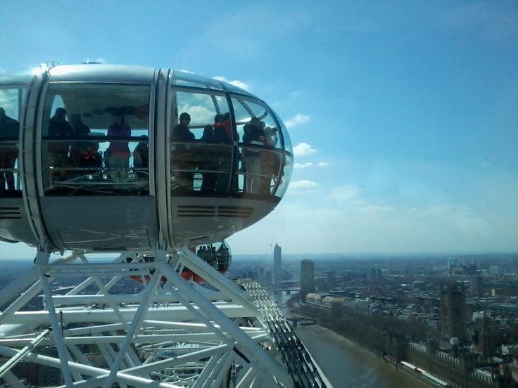Uitzicht Londen eye