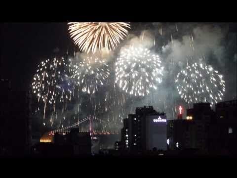 부산불꽃축제 2013. Busan Fireworks Festival - YouTube
