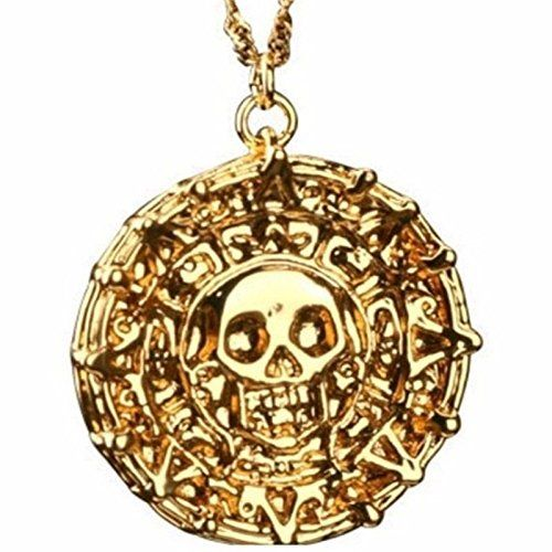Fluch der Karibik Halskette Azteken Gold (18 K vergoldet) Pirates of the Caribbean Jack Sparrow Elizabeth Swan Fluch der Karibik http://www.amazon.de/dp/B019S3LV2U/ref=cm_sw_r_pi_dp_86cFwb1PRS7WD