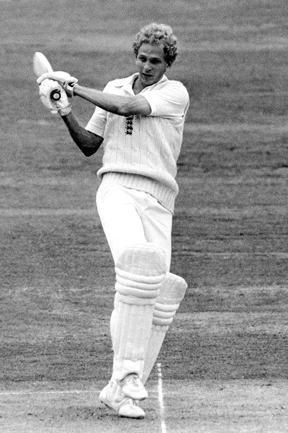 David Gower (England.) Ashes captain. 9 centuries.