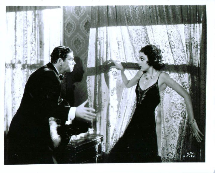 1932-Scarface. Inspiration for Helene's evening dress