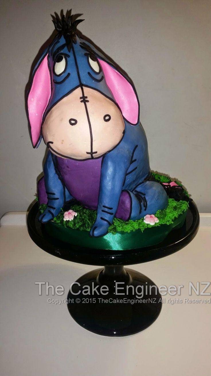 Eeyore cake :)