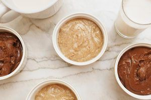 Healthy Alternatives to Peanut Butter. If you do eat PB buy Smucker's Natural PB