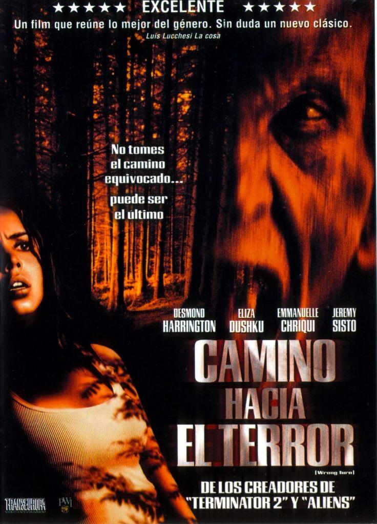 Camino Hacia El Terror 1 Horror Movie Posters Movie Posters Horror Movies