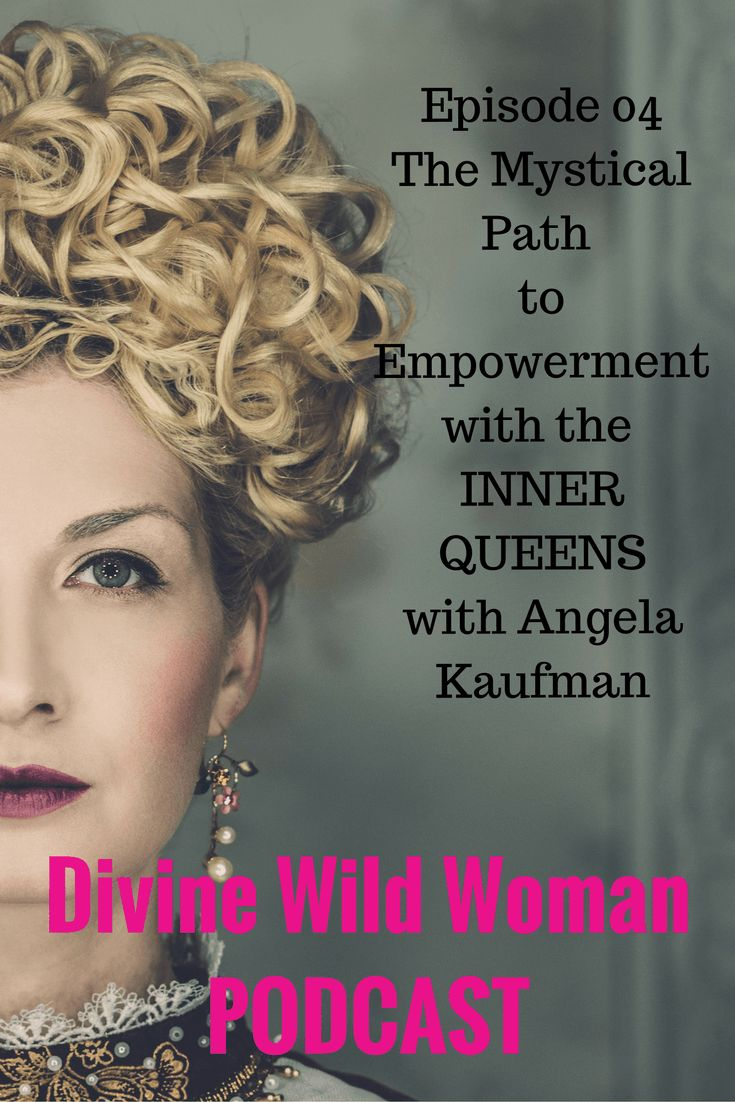 Download this podcast! If you are a woman in transition, searching for meaning, confidence, freedom, inspiration, love and purpose, your Inner Queen is waiting to reveal a life beyond your wildest dreams!  The Mystical Path to Empowerment Program was created by Angela Kaufman, Your 21st Century Relationship Psychic, to help women realize their true and complete potential beyond the labels and limitation given by society, family, inner fears, etc.