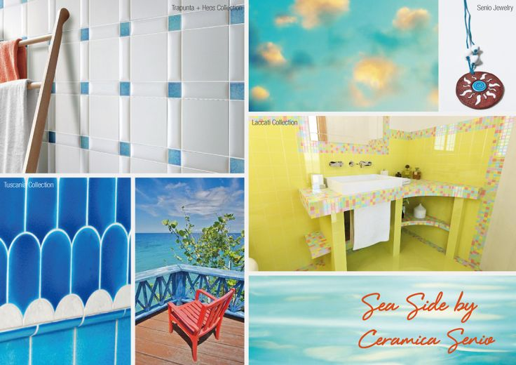 Sea Side by ceramica senio