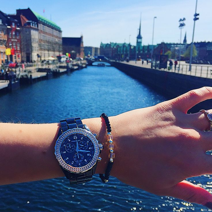 Beautiful watch touring Copenhagen. We love fashion!
