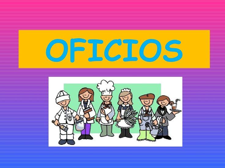 Oficios-prebasica by Vanessa Ivette via slideshare
