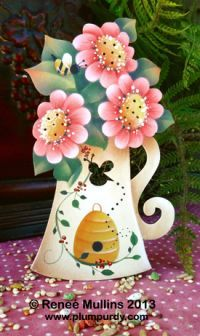 # 504 Flores de la primavera (Nightlight / ornamento Kit)