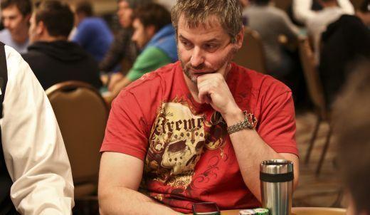 Tony Cousineau 56 Cashes, NO bracelets at World Series Of Poker.  www.highrollerradio.net