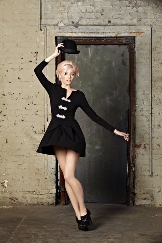 "Sophie Sumner - Cycle 18 ""British Invasion"" love herr"