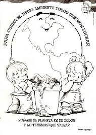 Resultado de imagen de fichas de reciclaje y cuidado del medio ambiente