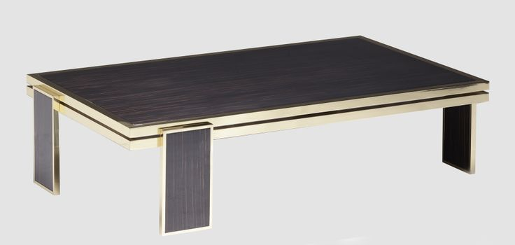 JAMES COFFEE TABLE by Duistt