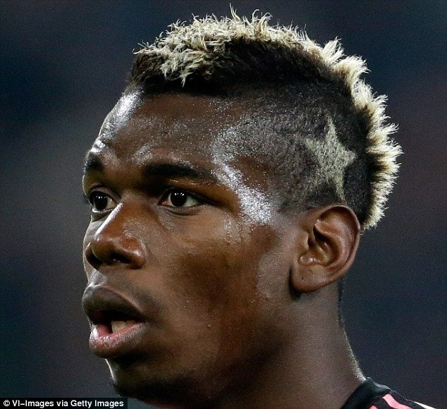 Paul Pogba Hairstyle