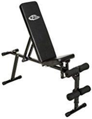 Tectake - Tectake Aparato De Musculación Universal Para Abdominales Y Fitness