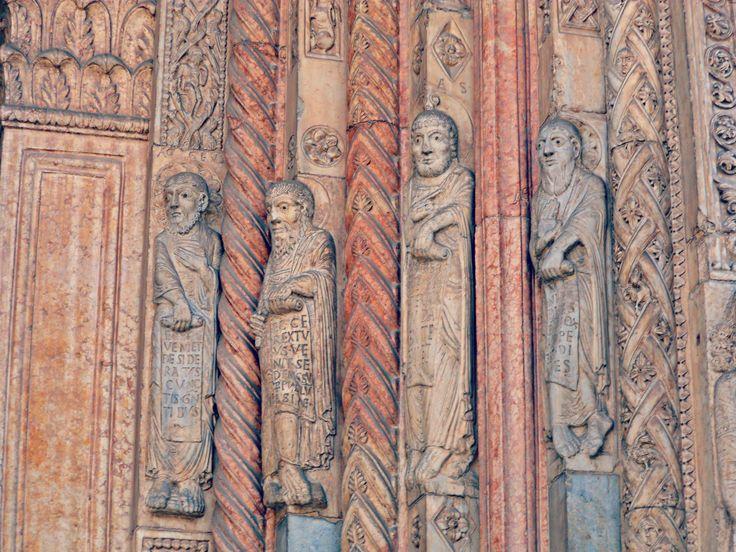 Duomo di Verona, particolare