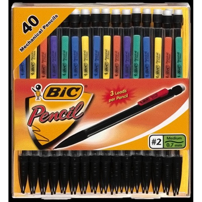 Bic Mechanical Pencils - 40 Count